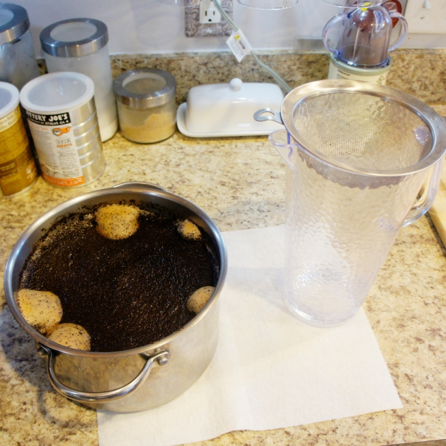 How to Make Cold-Brew Coffee from lamb + wolf