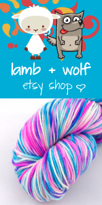 lamb + wolf Etsy Shop